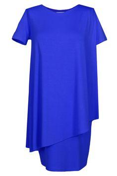Sukienka FSU689 CHABROWY CIEMNY Sukienka FSU689 CHABROWY CIEMNY | Fokus Fashion