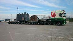 Volvo FH zwaar transport. speciaaltransport