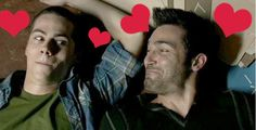 """And he's Derek's boyfriend. 