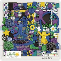 Gotta get this kit from Chelle's Creations featured at TDD!