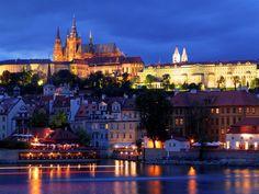 Prague Castle.The Czech Republic