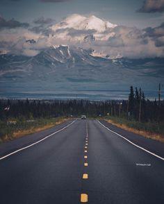 Mt Drum   Alaska
