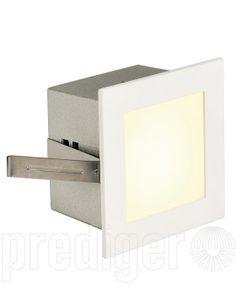 39 € inkl. LED Modul SLV Wandeinbauleuchte 019881