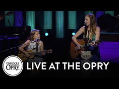 'Call Your Girlfriend' Sisters Perform New Song: Lennon and Maisy Stella on 'GMA' - YouTube
