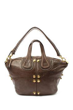 Vintage Givenchy Leather Givenchy 2 Way Handbag on HauteLook