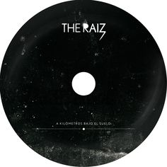 "Galleta ""A Kilómetros Bajo el Suelo"" The Raiz. 2011"