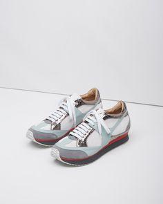 MM6 by Maison Martin Margiela / Platform Sneaker #pf14