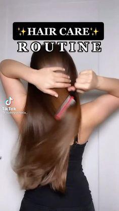 Hair Growing Tips, Grow Hair, Hair Regrowth, Hair Tips Video, Diy Hair Treatment, Hair Upstyles, Beauty Tips For Glowing Skin, Diy Hair Mask, Healthy Hair Tips
