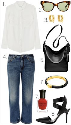 LE FASHION OUTFIT COLLAGE