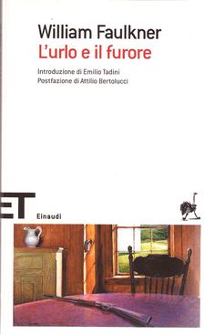 23 L'urlo e il furore - William Faulkner