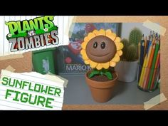 This series of videos will teach you how to make your own Props, Items and Memorabilia from your favourite games. This DIY tutorial will show you how to make this Plants Vs Zombies Sunflower statue / figure. this DIY project was inspired by a combination of the original Plants Vs Zombies and the Garden Warfare games. This PVZ Sunflower would look great on any gamer's desk and will never die!