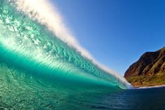 Surf photographer Clark Little's pictures of the insides of waves as they break No Wave, Water Waves, Sea Waves, Waves Photography, Nature Photography, Wedding Photography, Clark Little Photography, I Need Vitamin Sea, Beautiful Ocean