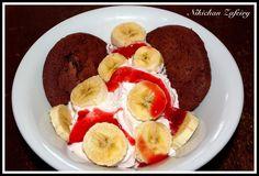 Helado casero de Fresa con Plátano y Cookies