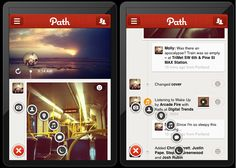 Path for IPHONE
