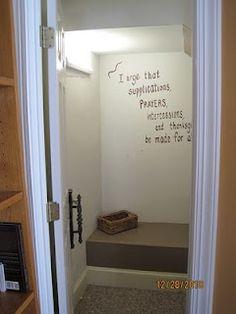 1000+ images about Prayer Room ideas on Pinterest | Prayer ...