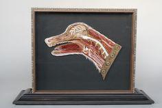 Lisa Nilsson - Canis lupus familiaris. #quilling #art