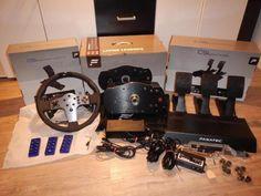 Ich verkaufe hier ein Fanatec Komplettsett bestehend aus: CSW V2 CSL Elite Pedale LC PS4 CSL Elite...,Fanatec Komplettset - CSW V2 - CSL ElitePedale LC - PS4 Elite Rim in Bayern - Landau a d Isar