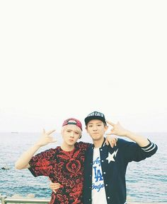 Chanyeol & Sehun ♡ #EXO #Seyeol Bromance