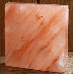 Can't wait to get a Himalayan Salt block for cooking/serving! Very neat and one of the best steaks I'd ever had!