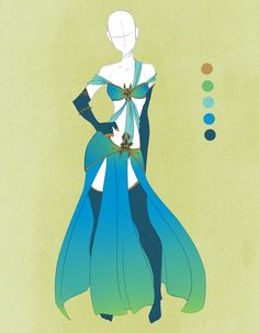 :: Commission Outfit April 09 :: by VioletKy.deviantart.com on @DeviantArt
