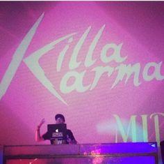 Killa Karma at Supperclub LA