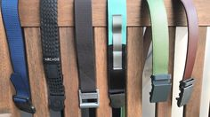 For When You Want to Keep Your Pants on in the Woods: Arcade Belts [Updated] New Technology, Arcade, Belt, Tools, Hats, Clothes, Belts, Tall Clothing, Hat
