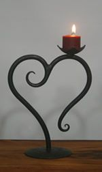 Visit Notmassproduced for a range of unique and stylish handmade gifts for your ., Home Accessories, Visit Notmassproduced for a range of unique and stylish handmade gifts for your home. Metal Projects, Metal Crafts, Metal Candle Holders, Candle Stands, Wrought Iron Decor, Blacksmith Projects, Beautiful Candles, Candlesticks, Candleholders