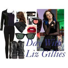 """Liz Gillies"" by silvia-ruiz on Polyvore"