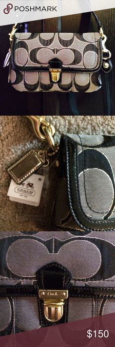 COACH BAG NWT! New small crossbody bag, not used, with tags. NO TRADES OFFERS WELCOME Coach Bags Crossbody Bags