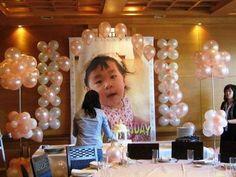 1000 images about bautizos on pinterest mesas baby for Decoracion para bautizo nina