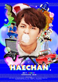 """""""NCT Dream Teaser Image - Haechan"""""""