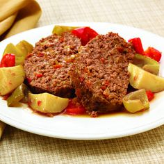Bag 'n Season® Meat Loaf is the easy way to make hearty, homestyle meat loaf.