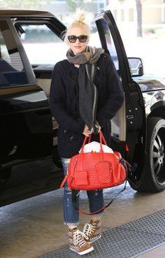 b069227d6c7 Vogue Daily — Gwen Stefani Gwen Stefani Pregnant