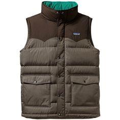 20% off Patagonia Slingshot Down Vest! A vintage style favorite. SALE ends today 11/19/12