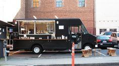RÉVEILLE COFFEE CO. Truck by slowpoke_taiwan, via Flickr
