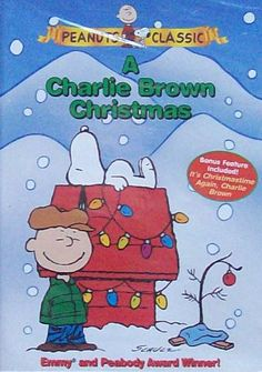Peanuts - Charlie Brown Christmas (Chk) @ niftywarehouse.com #NiftyWarehouse #Peanuts #CharlieBrown #Comics #Gifts #Products