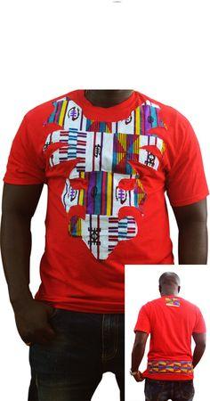 Pafric Designs African print - Men kente t shirt design, Africa Dashiki Tee shirt, kente shirt by PafricDesigns on Etsy