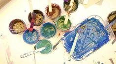 Exploring Reggio: Creating Colours