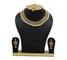 Indian Bollywood Necklace Set With Earring Elegant Party ... https://www.amazon.com/dp/B07B6MNHR9/ref=cm_sw_r_pi_dp_U_x_UIDSAbRFT6ARW