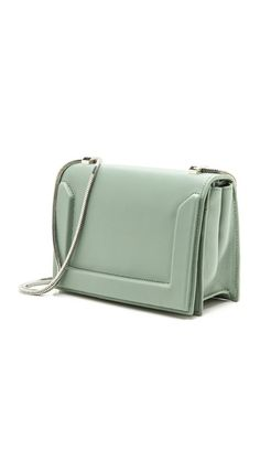 3.1 Phillip Lim mini leather bag/Frost