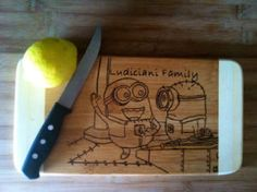 Personalized Cutting Boards ... You set the price! So cool! Faith in Humanity.