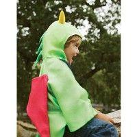 Sarah's Silks Dragon Costume