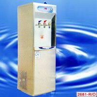 Tên Sản Phẩm   Máy lọc nước tinh khiết tự động, 03 vòi nóng, lạnh, ấm    Seri  2681-R/O    Điện áp   220V 50Hz - 210v - 750W    Công suất  10L/h    Bình Chứa  Nóng -6L; Lạnh-4L; Ấm-10L    Kích Thước  1270x410x420(mm)    GIÁ TIỀN:9.350.000VNĐ     http://maylocnuoc.biz.vn/may-loc-nuoc-ro.html