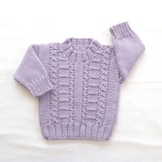 eaba93396bea Baby girl pink knit cardigan 6 12 months Baby by LurayKnitwear ...