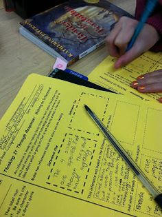 """Reading Log for Thinking and Responding...not your typical """"mom sign this"""" log. Actually makes the kids think and respond to their reading in meaningful ways. $"""