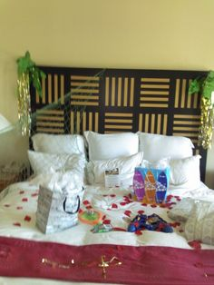 anniversary birthday ideas on pinterest romantic hotel rooms hotels and morning love. Black Bedroom Furniture Sets. Home Design Ideas
