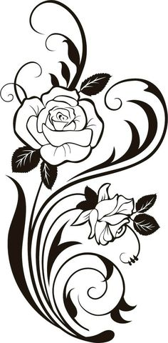 New wood burning crafts projects pyrography ideas Wood Burning Crafts, Wood Burning Patterns, Adult Coloring Pages, Coloring Books, Rose Vines, Tattoo Project, Stencil Painting, Stenciling, Stencil Designs