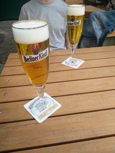 The first beer we had in Berlin. Can't wait to be travelling again. Travelling, Berlin, Food And Drink, Beer, Tableware, Root Beer, Ale, Dinnerware, Tablewares