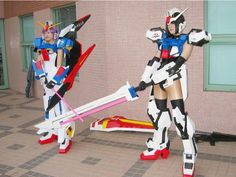 Image result for Gundams costumes