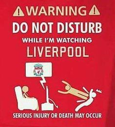 Me every weekend when play #LFC
